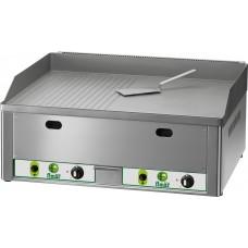 Grill fry top gaz dublu suprafata neteda
