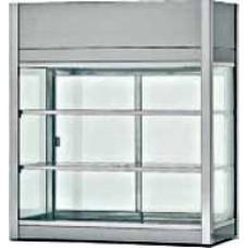 Vitrina frigorifica de banc 162 litri.