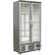 Vitrina frigorifica verticala 490 litri.