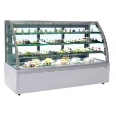 Vitrina frigorifica pentru cofetarie/patiserie Oasi1505 x 740mm