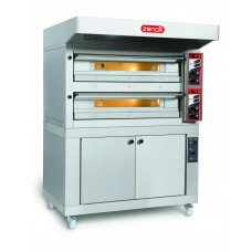 Cuptor electric pizza 2 camere 6 + 6