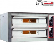 Cuptor electric pizza 2 camere  4 + 4