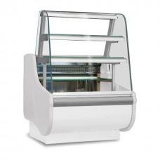 Vitrina frigorifica pentru cofetarie/patiserie BEATA 2, 1315mm