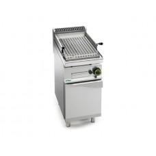 Gratar fry-top cu apa pe gaz 344×500 mm