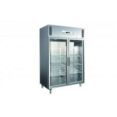 Frigider/dulap frigorific cu 2 usi sticla 1400 litri