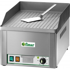 Grill fry top electric suprafata striata
