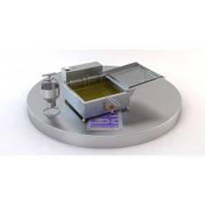 Masina manuala de gogosi MP1