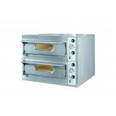 Cuptor Pizza Electric - Capacitate 4 + 4 Pizza