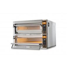 Cuptor Pizza Electric - Capacitate 6 + 6 Pizza